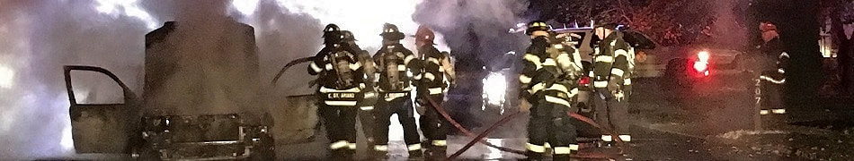 Live Audio & Frequencies - Prospect Heights Vol  Fire Company #1